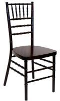 Where to rent Black Chiavari Chair in Iowa City IA
