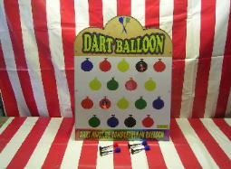 Where to find Balloon Suction Dart Game w  6 Darts in Iowa City