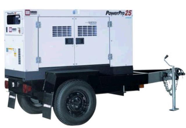 Where to find Generator - 25kva MMD in Iowa City