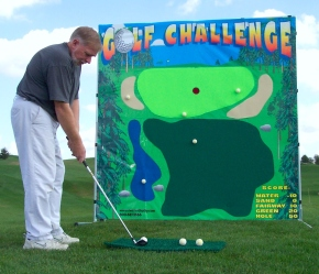 Where to find Golf Challenge Game in Iowa City