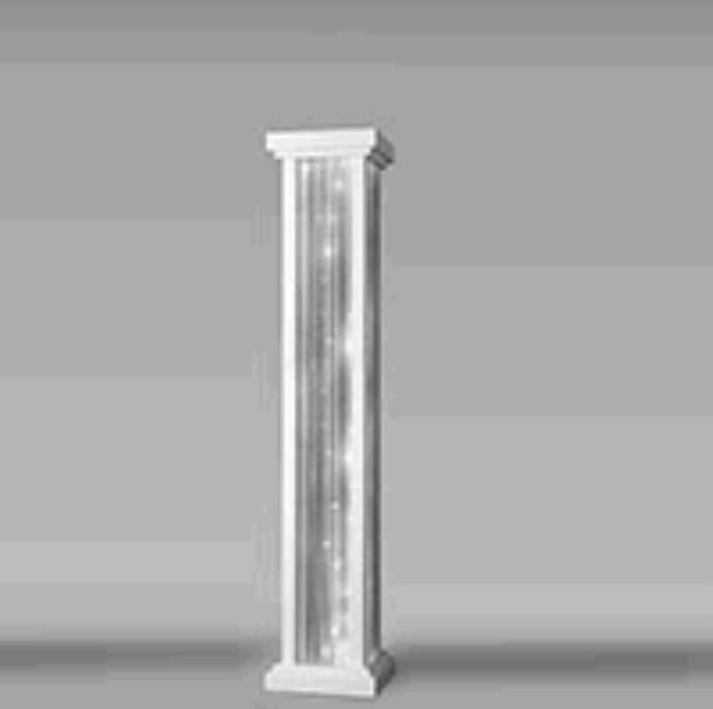 Where to find 4ft White Wood Column Pillar  each in Iowa City