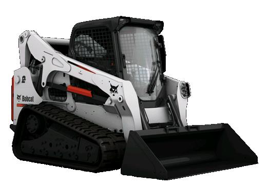 Where to find Bobcat T770 TrackLoader in Iowa City