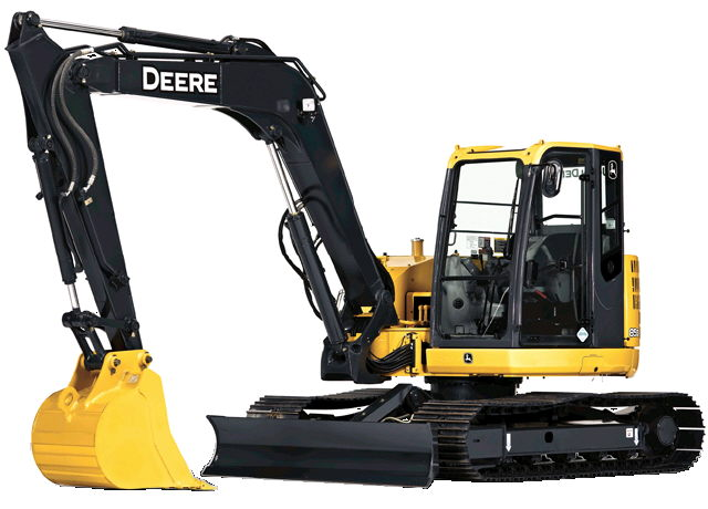Where to find Deere 85D Excavator w thumb in Iowa City