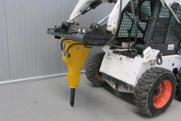 Where to find Hyd Breaker Skidloader Atlas in Iowa City