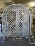 Where to rent White Lattice Canterbury Screen in Iowa City IA