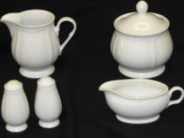 Where to find White China Sugar Bowl  each in Iowa City