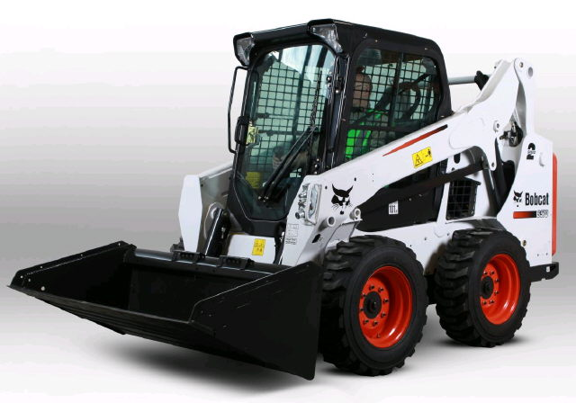 Where to find Bobcat S570 Skidsteer in Iowa City