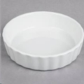 Where to rent Ramekin Bowl White China 5oz Scallop ea. in Iowa City IA