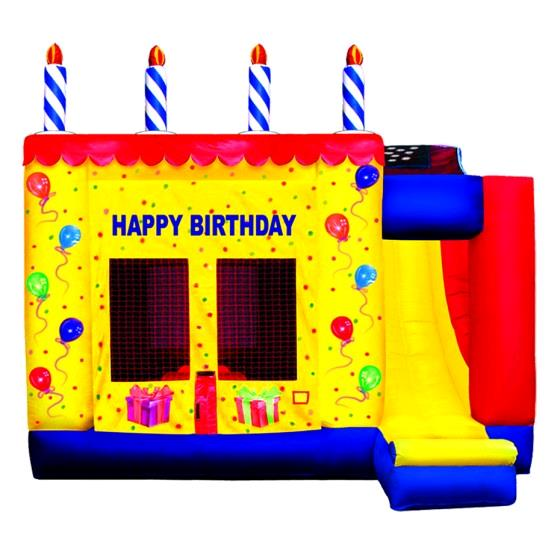 Where to find Inflatable Combo - Birthday Cake in Iowa City