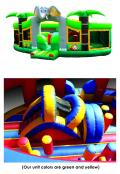 Where to rent Inflatable - Jungle Play Center in Iowa City IA
