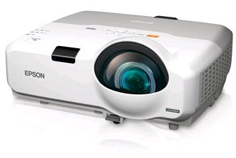 Where to find Projector - Epson Close-Up HD  435W in Iowa City