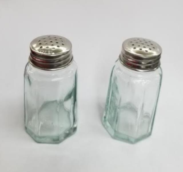 Where to find Glass Salt   Pepper Set in Iowa City
