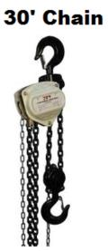 Where to rent Chain Hoist - 2 Ton  30  Lift Chain in Iowa City IA
