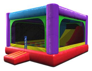 Where to find Inflatable - Wacky Spacesaver Combo in Iowa City