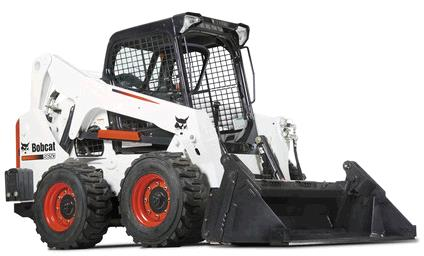 Where to find Bobcat S650 Skidsteer in Iowa City
