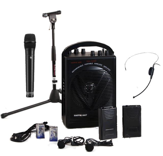 Where to find PA System - Amazing Amp 3 Wireless Mics in Iowa City