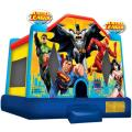 Where to rent Inflatable - Justice League in Iowa City IA