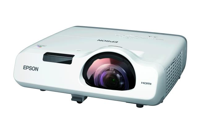 Where to find Projector - Epson Close-Up HD  535W in Iowa City