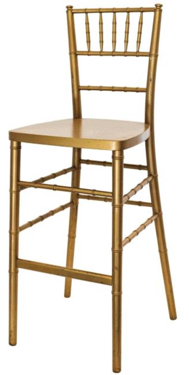 Where to find Gold Chiavari Ballroom Barstool in Iowa City