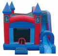 Where to rent Inflatable Combo - Blue Castle in Iowa City IA