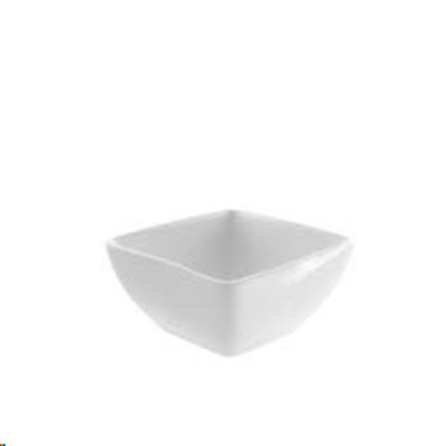 Where to find White China Square Bowl 12oz - 4.5 in Iowa City