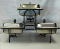 Where to rent 3 Tier Chafing Unit w Stand in Iowa City IA