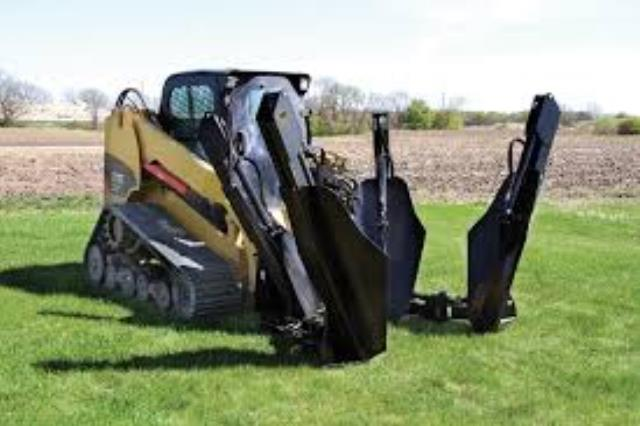 Where to find Tree Spade Attachment - Skidloader in Iowa City