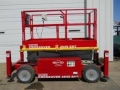 Where to rent Scissor 26  MEC 2659ERT 4X4 in Iowa City IA