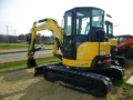 Where to rent Yanmar 55 MiniHoe W Thumb 24 bucket in Iowa City IA