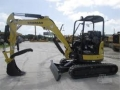 Where to rent Yanmar 35 Mini Hoe  1 W Thumb 24  Bucket in Iowa City IA