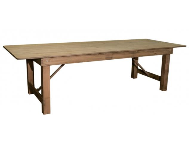 Where to find Farm Table 9ft X 40 in Iowa City
