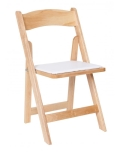 Where to rent Natural Wood Chair in Iowa City IA