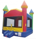 Where to rent Inflatable - Multi-Color Castle in Iowa City IA