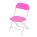 Where to rent Kids Chair -  Pink  Folding in Iowa City IA