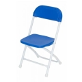 Where to rent Kids Chair -  Royal Blue  Folding in Iowa City IA