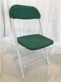 Where to rent Kids Chair -  Green  Folding in Iowa City IA