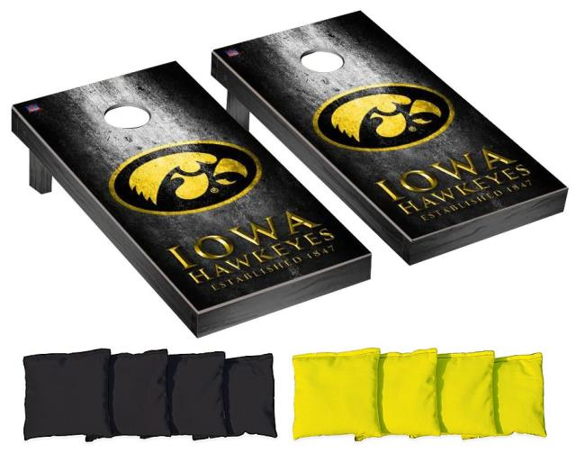 Where to find Hawkeye Tailgate Toss Game  8 bags in Iowa City