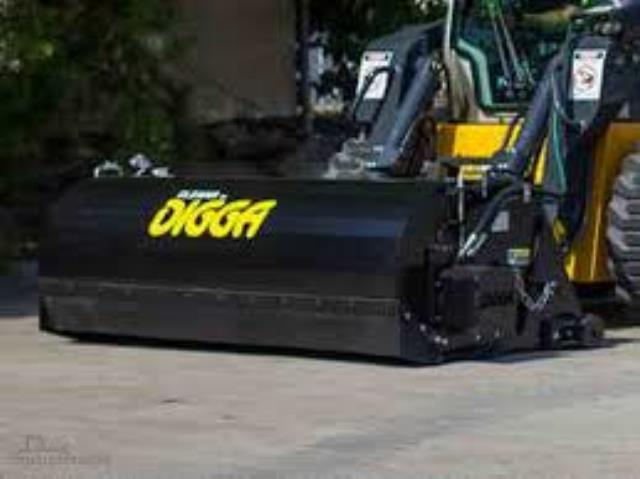 Where to find Sweeper Pick-up Brush 84  Digga in Iowa City