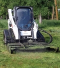 Where to rent Brush Mower 6  Skidloader-QuickAttach in Iowa City IA
