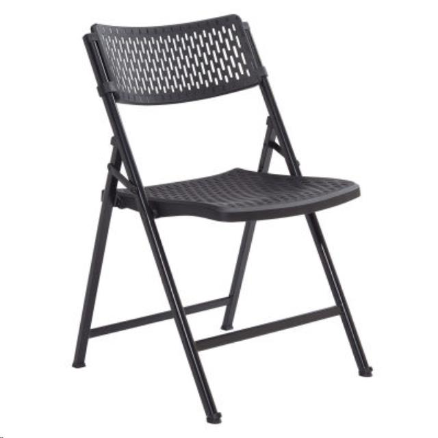 Where to find Airflex Black Heavy Duty Chair in Iowa City