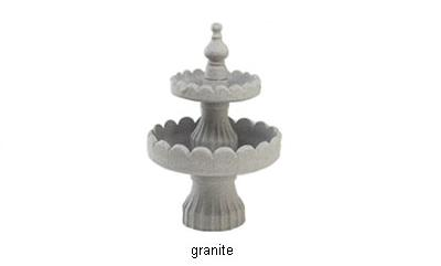 Where to find Granite Fountain in Iowa City