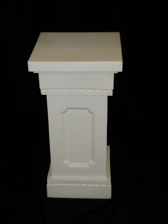 Where to find Fence Post Stand White in Iowa City