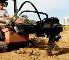 Where to find Vibratory Plow - Mini Skid in Iowa City