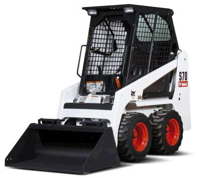 Where to find Bobcat S70 Skidsteer in Iowa City
