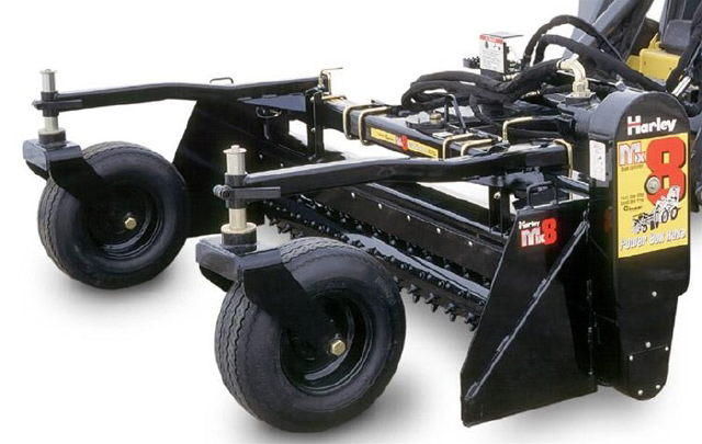 Where to find Power Rake Skidloader 6  Universal in Iowa City