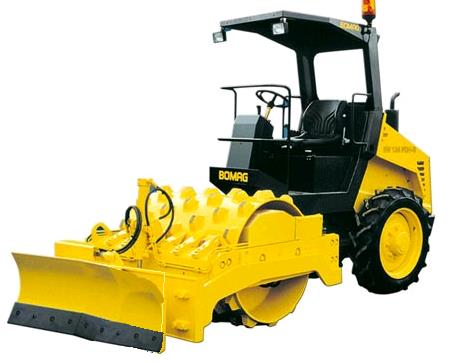 Where to find 9.5Ton PadFoot Roller BW124PDH in Iowa City