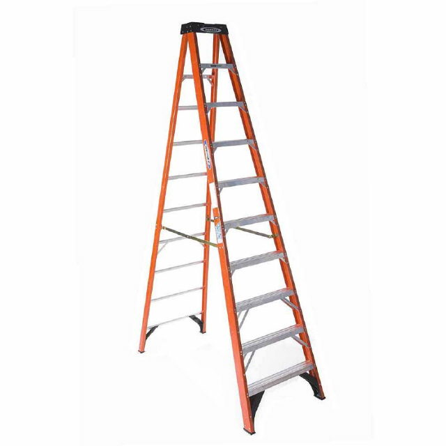 Where to find Step Ladder - 10  Fiberglass in Iowa City