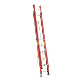 Where to find Extension Ladder - 20  Fiberglass in Iowa City