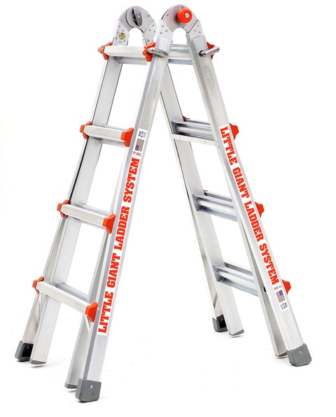 Where to find Folding Ladder - Little Giant in Iowa City
