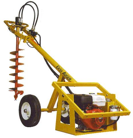 Where to find Posthole Digger - Easy Auger Hydraulic in Iowa City